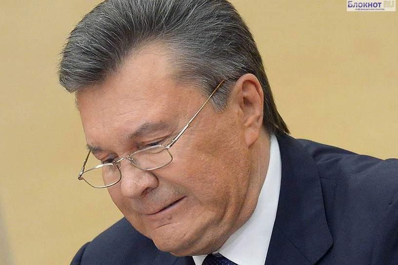 Янукович приказывал расстреливать митингующих