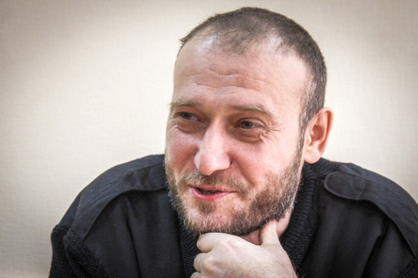 Ярош заявил, что жители Донбасса просят радикалов навести порядок
