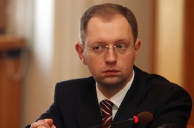 Яценюк заявил, что Россия должна отозвать диверсантов и осудить террористов