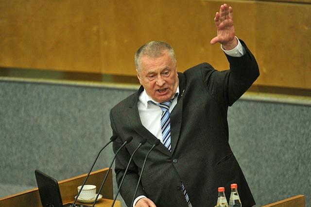 СПЧ хочет возбудить дело против Жириновского