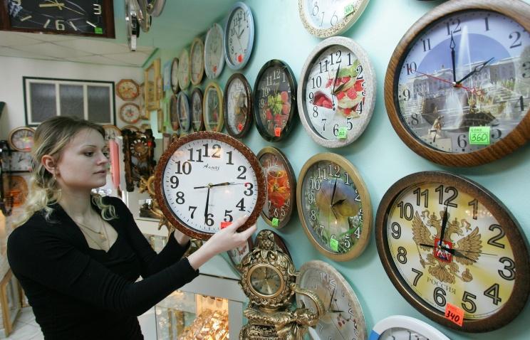 Госдума отложила рассмотрение законопроекта «Об исчислении времени»