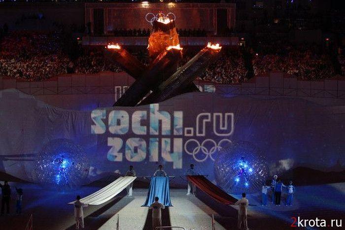 Путин учредил памятную медаль Игр-2014