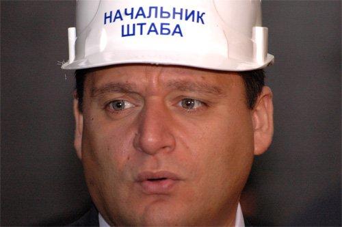 Добкин: Партия регионов выборы проиграла