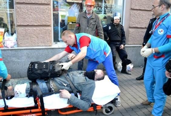 В больницах Одессы остается 78 пострадавших