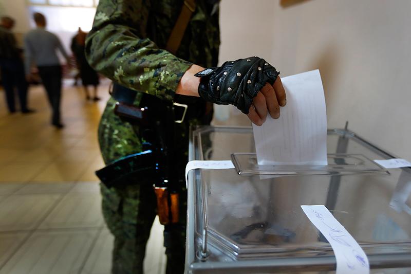 Под охраной лишь 9 из 34 окружкомов востока Украины