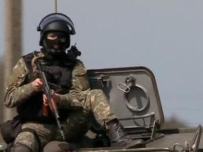 В Харьковской области убит украинский военный
