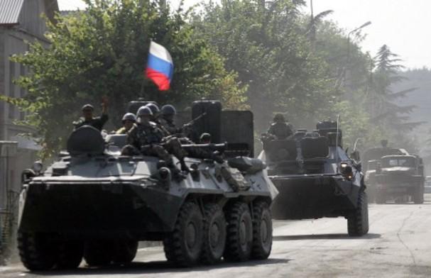 Россия отвела войска от границы с Украиной