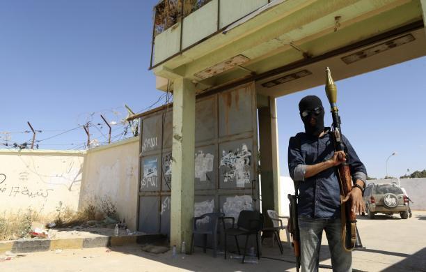 В Ливии вновь началась гражданская война, погибло 80 человек