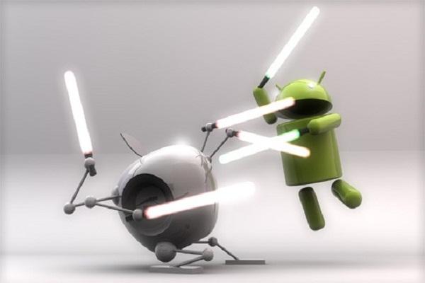 Битва титанов завершена! Apple и Google прекратили патентные войны