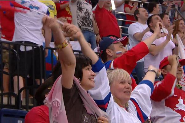 Российские хоккеисты обыграли шведов и вышли в финал ЧМ!