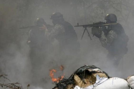 Нацгвардия расстреляла военных, пожелавших перейти на сторону ополчения