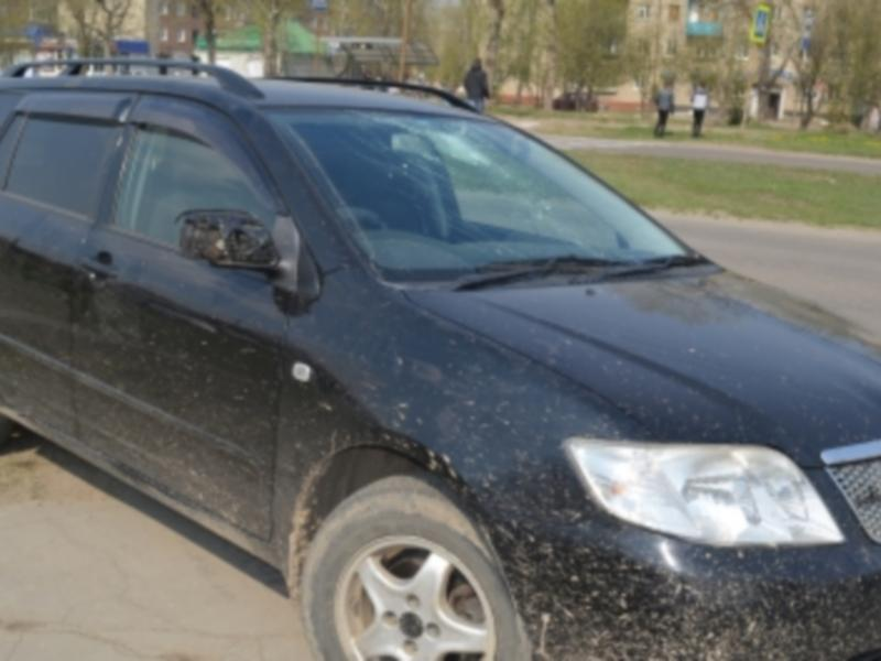 В Приангарье «Тойота» сбила женщину с младенцем на «зебре»