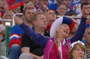Полуфинал хоккей ЧМ 2014