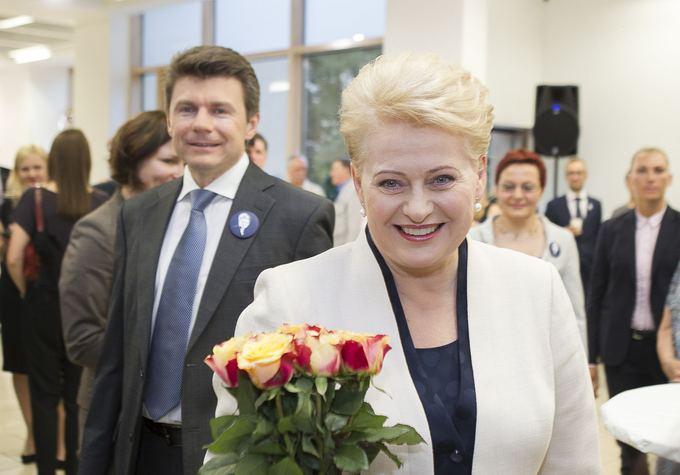Литва выбрала нового старого президента со второй попытки