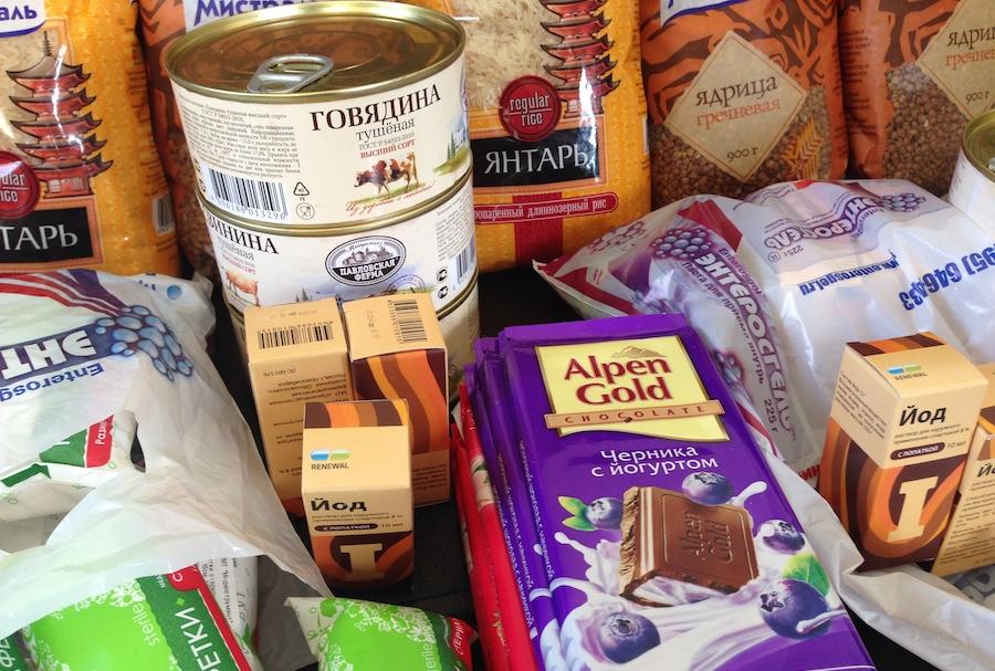 «Справедливая Россия» собирает гуманитарную помощь жителям Луганской и Донецкой республик