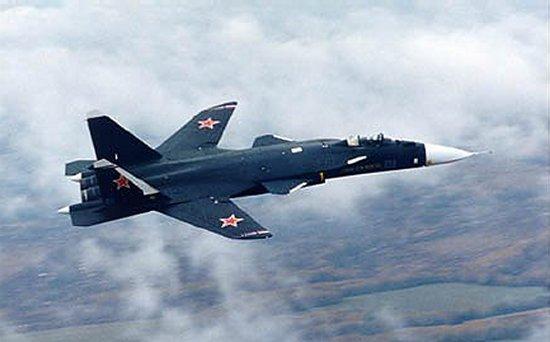 Россия перебросила в Крым новейшие истребители