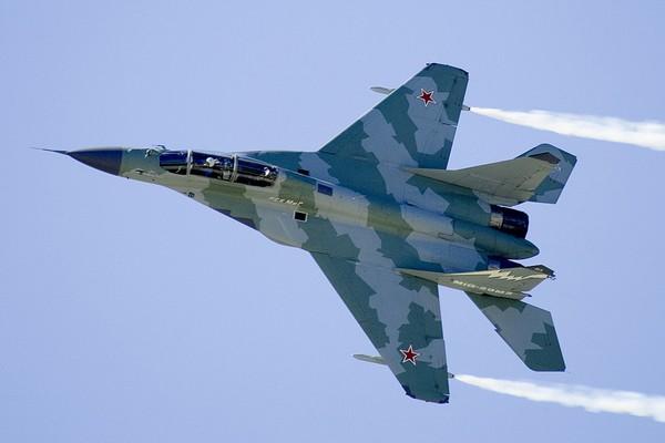 К 2018 году Россия поставит Сирии 12 истребителей МиГ-29