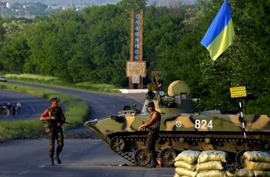 Киев отведет войска с юго-востока Украины?