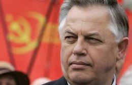 Лидер КПУ Петр Симоненко снял свою кандидатуру с выборов в президенты Украины
