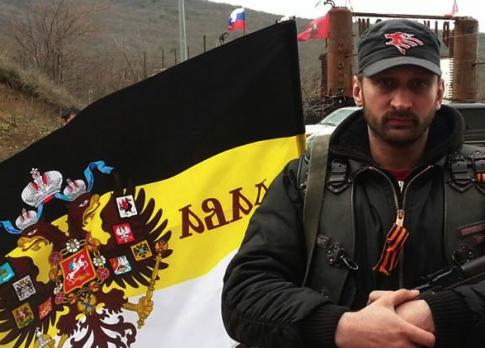 Лидера киевских «Ночных волков» арестовали за доставку гуманитарной помощи в Славянск