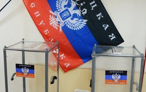 Голосование в Мариуполе идет спокойно