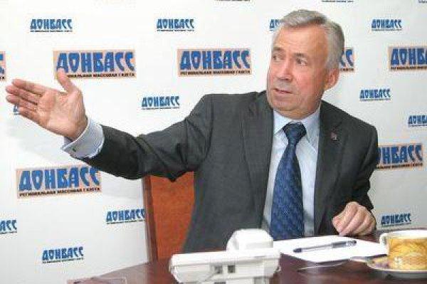 Мэр Донецка раскритиковал Верховную Раду за нежелание проводить референдум о децентрализации