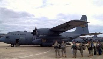 Национальная гвардия США тренируется теперь в Латвии