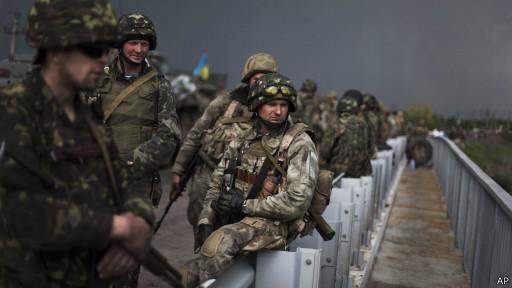 400 американских солдат принимали участие в карательных операциях на востоке Украины