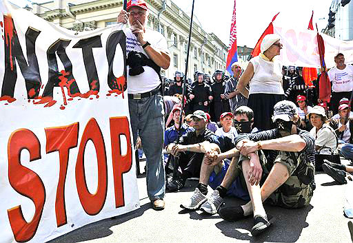 НАТО планирует постоянное размещение войск в Восточной Европе
