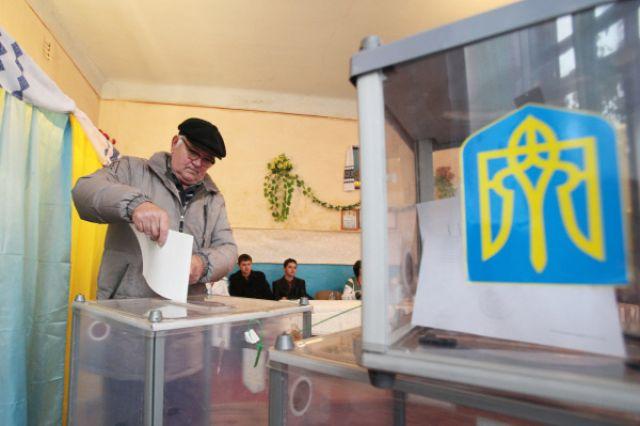 На выборах президента Украины наблюдатели зафиксировали 389 нарушений