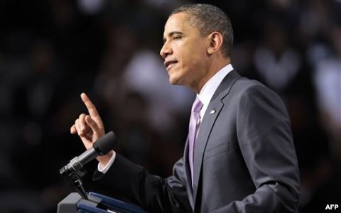Обама предупредил граждан Германии, чтобы не смели смотреть российское ТВ