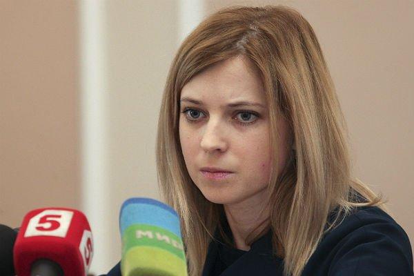 Прокурор Крыма «няша» предупредила главу меджлиса крымских татар, а  Джемилев грозит Поклонской судом