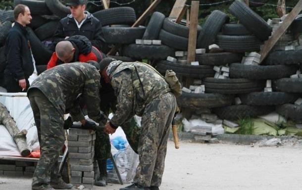 В Донецке начался референдум. Под усиленную охрану взят ЦИК