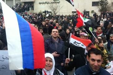 Россия даст Сирии 240 млн евро на укрепление режима Башара Асада