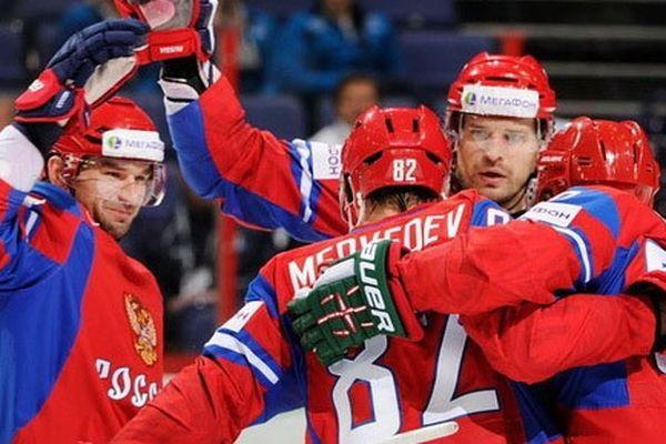 Россия досрочно оформила выход в плей-офф ЧМ-2014 по хоккею