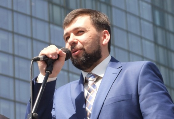 Руководитель ВС ДНР Пушилин: диалог с Порошенко возможен только при посредничестве России