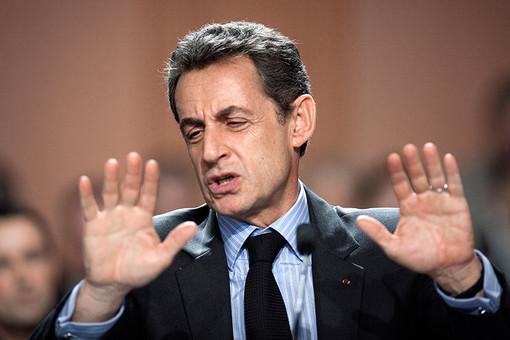 Саркози признает выбор Крыма и отрицает призвание Украины быть членом ЕС