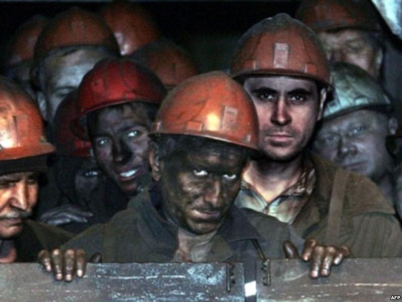 Донецкие шахтеры начинают бессрочную забастовку