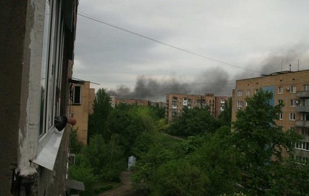 В Донецке разоружили отряд нацгвардии?