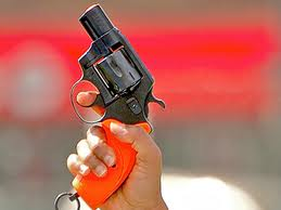 Пенсионер застрелился из стартового пистолета