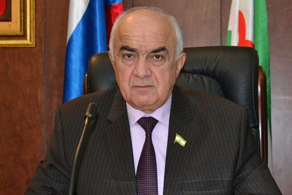 Скончался председатель парламента Ингушетии Магомет Татриев