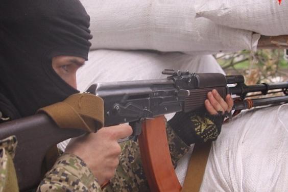 Возле телевышки в Славянске идут ожесточенные бои