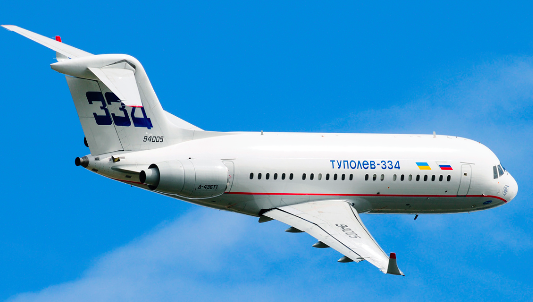 Украина не вводила ограничений для российских самолетов