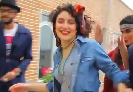 В Иране арестовали несколько девушек и парней за то, что те сняли и выложили на Youtube музыкальный клип