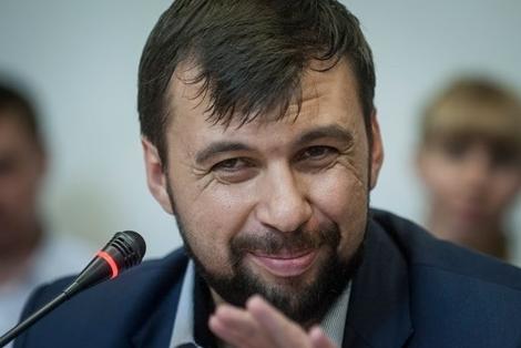 Донецкая народная республика просит Путина признать ее независимость