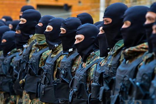 «Черные человечки» предупредили ополченцев о зачистке в Донецкой области