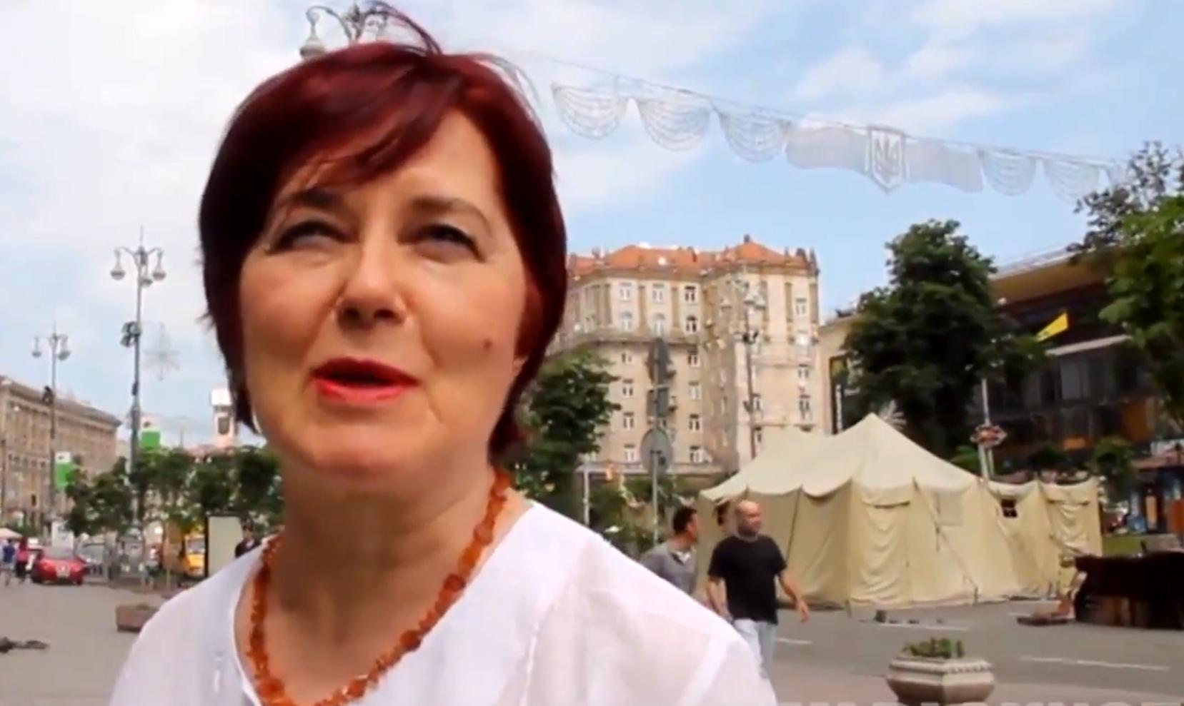 О чем и как говорят некоторые жители Киева