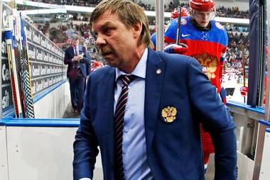 Тренер сборной России по хоккею пропустит финал Чемпионата мира из-за дисквалификации