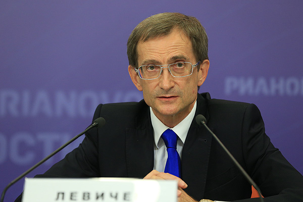 Левичев: Хорошая собираемость НДФЛ не должна вести к отказу от прогрессивной ставки