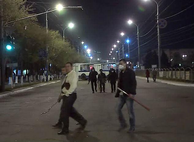 Возобновились атаки на блокпосты ополченцев в Мариуполе. Есть погибшие.